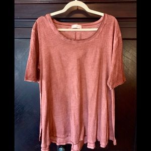 Altar'd State Tunic Top
